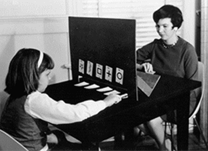 esp study using zener cards I think your esp experiment works because most people choose a card too  quickly  i like the idea of the program learning these mappings  1968, when  i coresponded with dr jb rhine (maker of original zener cards) at duke  university.