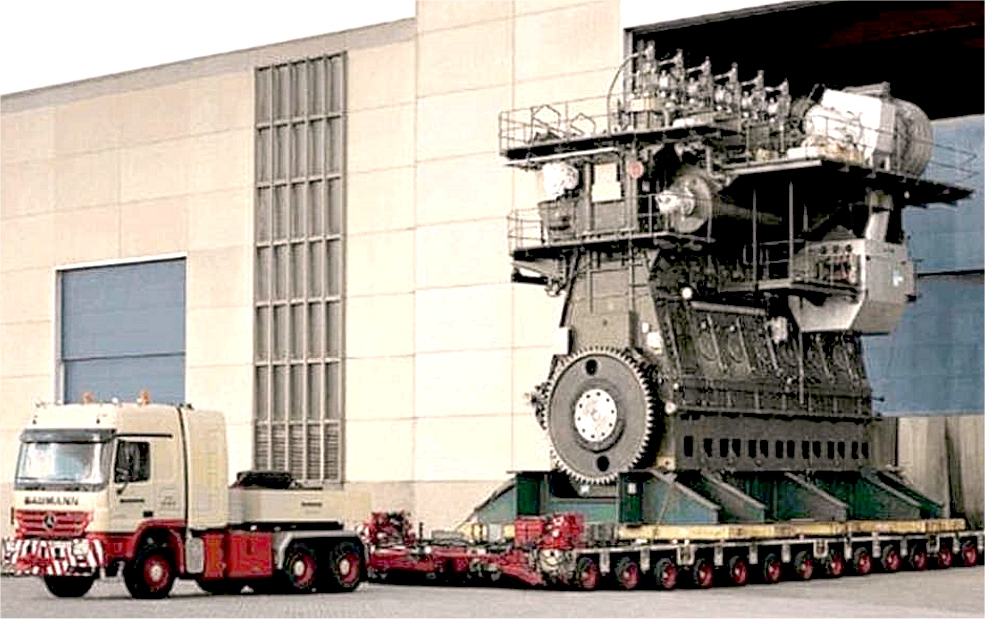 largest engine ever built bing images
