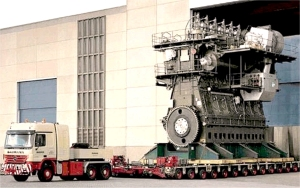 Big Diesel Engines