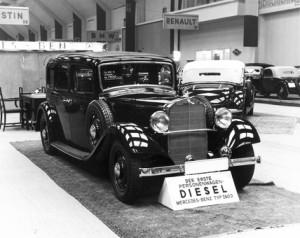Merdes Bens Diesel