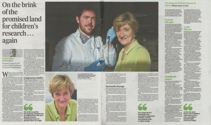 08.12.15 Irish Times Health Supplement