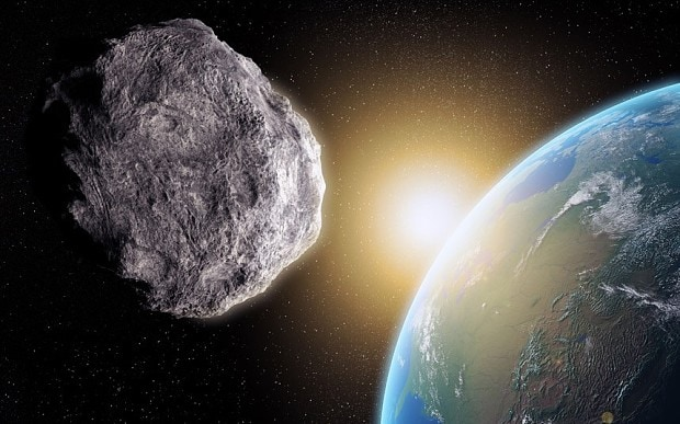 An Asteroid called QL44 is set to narrowly miss Earth on 17th September [Pic Credit: NASA}
