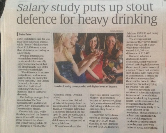 drinking-boosts-salary